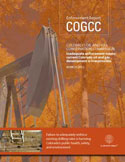 COGCC Report: Colorado Enforcement