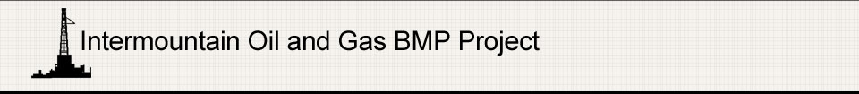 BMP of Oil and Gas Development